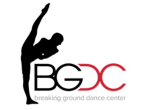 Breaking Ground Dance Center logo